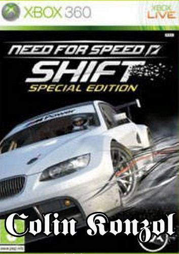 Need for Speed Shift (Special Edition)