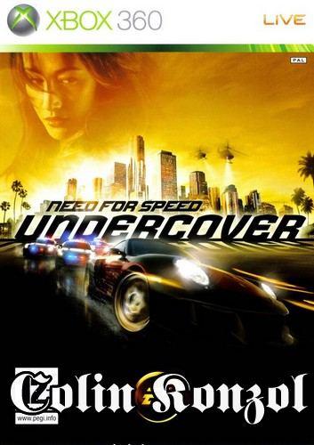 Need for Speed Undercover (Magyar felirat)