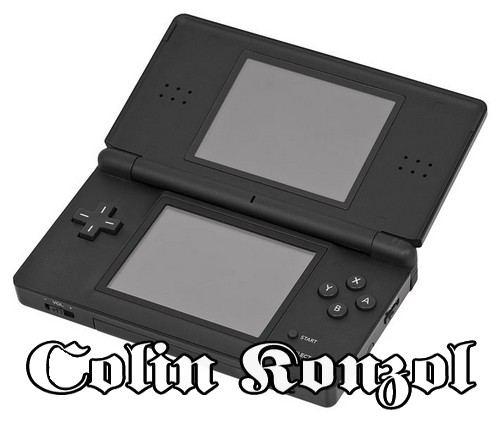Nintendo DS Lite Console (Black)