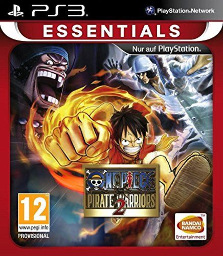 One Piece Pirate Warriors 2 (Japan) (Essentials)