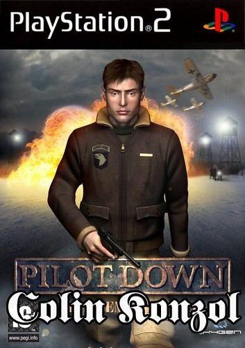 Pilot Down Behind Enemy Lines