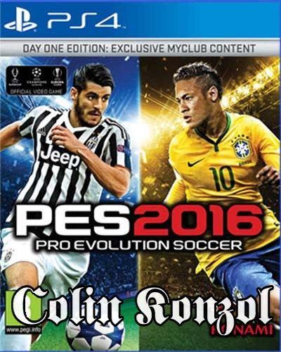 Pro Evolution Soccer 2016 (PES 16)