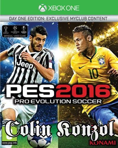 Pro Evolution Soccer 2016 PES 16