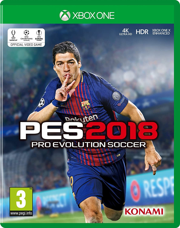 Pro Evolution Soccer 2018 PES 18