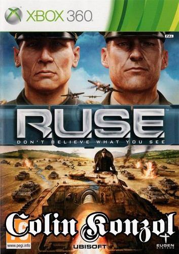 R.U.S.E (RUSE)