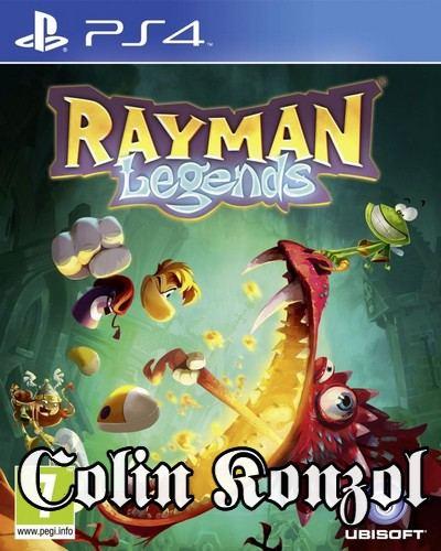 Rayman Legends (Co-op)