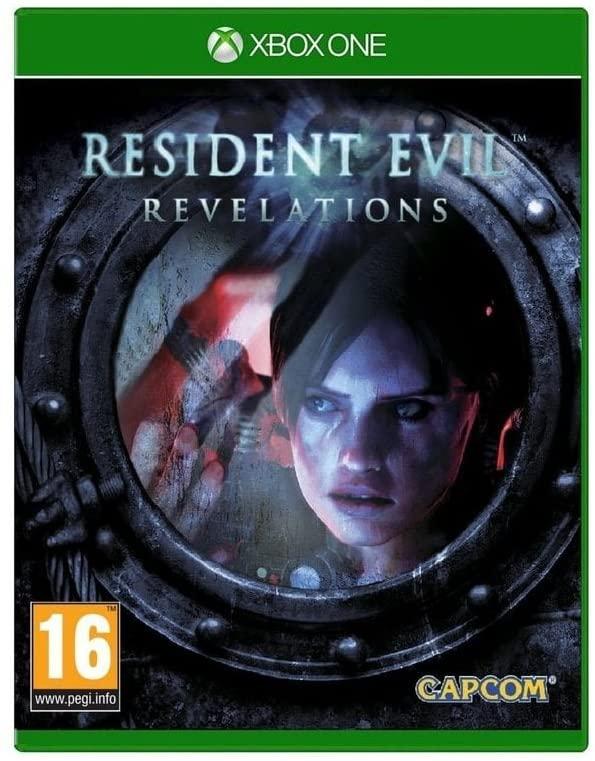 Resident Evil Revelations 1 (Új)