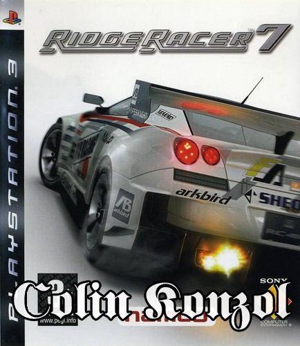 Ridge Racer 7 NTSC-J