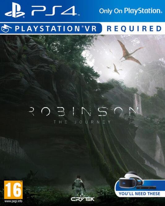 Robinson The Journey (PSVR)