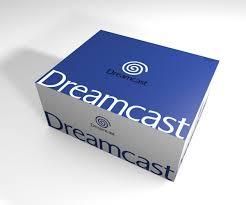 SEGA Dreamcast (HKT-3030) Dobozzal