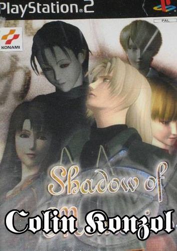 Shadow of Memories (Holland borító) (Választható angol nyelv)