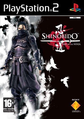 Shinobido Way of the Ninja ( Holland borító) (választható angol nyelv)