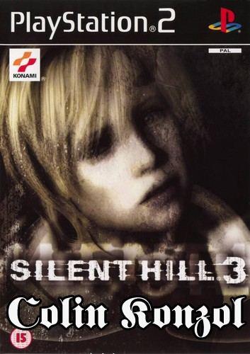 Silent Hill 3 (5/4.5) (UK)