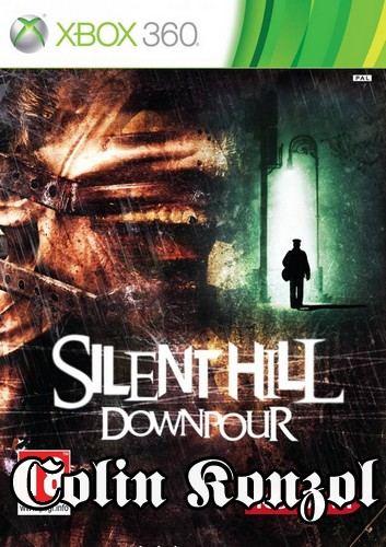 Silent Hill Downpoor (Német borító, választható Angol nyelv) manual mentes