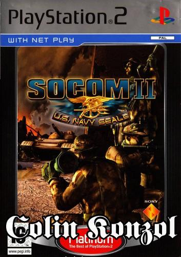 SOCOM II U.S. Navy SEALs (Platinum)