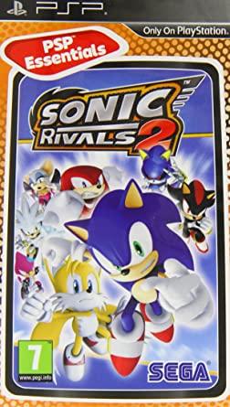 Sonic Rivals 2 (Essentials)