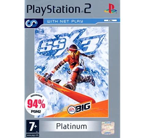 SSX 3 (Platinum)