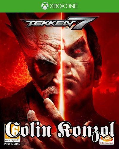Tekken 7 (Új)