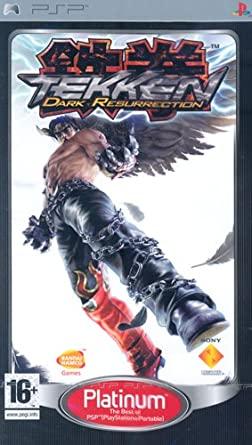 Tekken Dark Resurrection (Platinum)