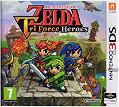 The Legend of Zelda Triforce Heroes (Új)