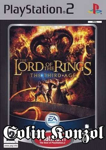 The Lord of the Rings The Third Age (Platinum)