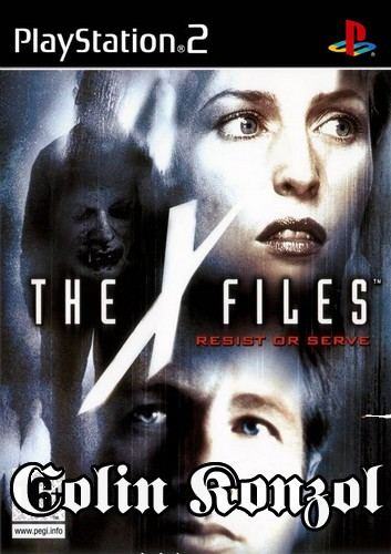 The X Files Resist or Serve