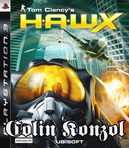 Tom Clancy's H.A.W.X. (HAWK)
