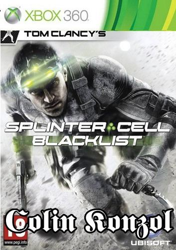 Tom Clancy's Splinter Cell Blacklist (Co-op)