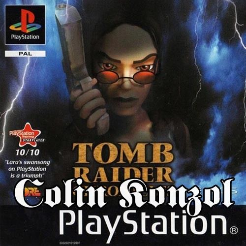 Tomb Raider Chronicles (UK)