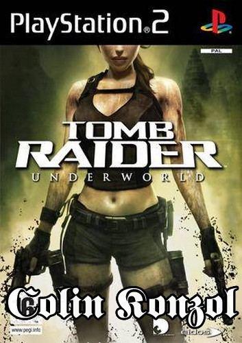 Tomb Raider Underworld (Holland borító) (választható angol nyelv)