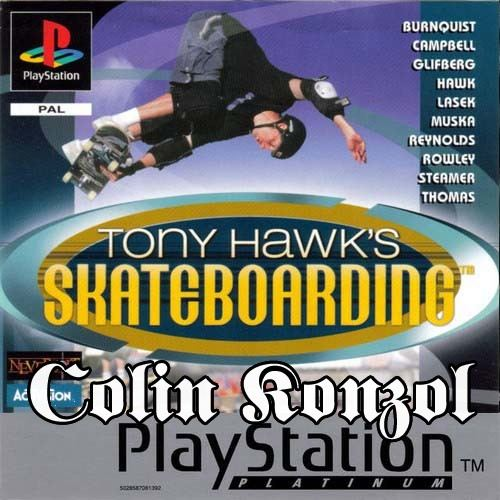 Tony Hawk's Pro Skater (Platinum)