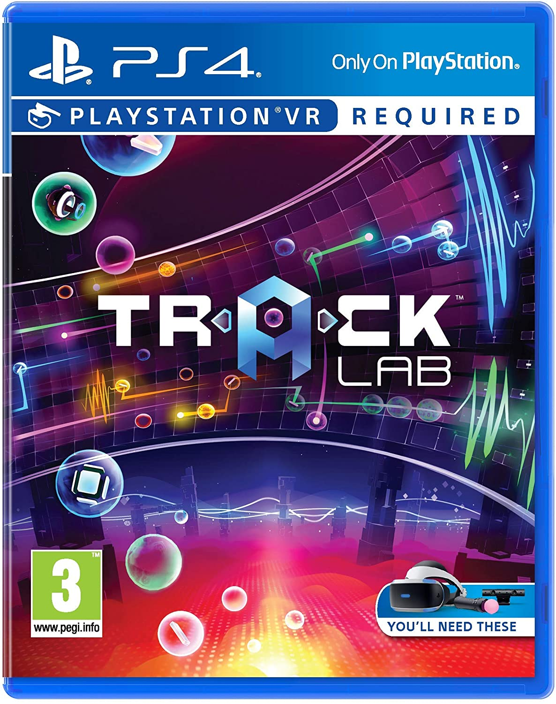 Track Lab (PSVR) (Új)
