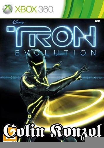 TRON Evolution (Xbox One komp.)