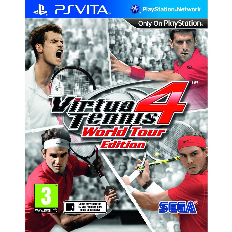 Virtua Tennis 4 [ÚJ]