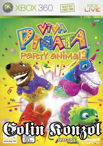 Viva Pinata Party Animals