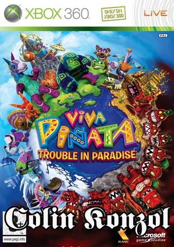 Viva Pinata Trouble in Paradise (Co-op) (Xbox One komp.)