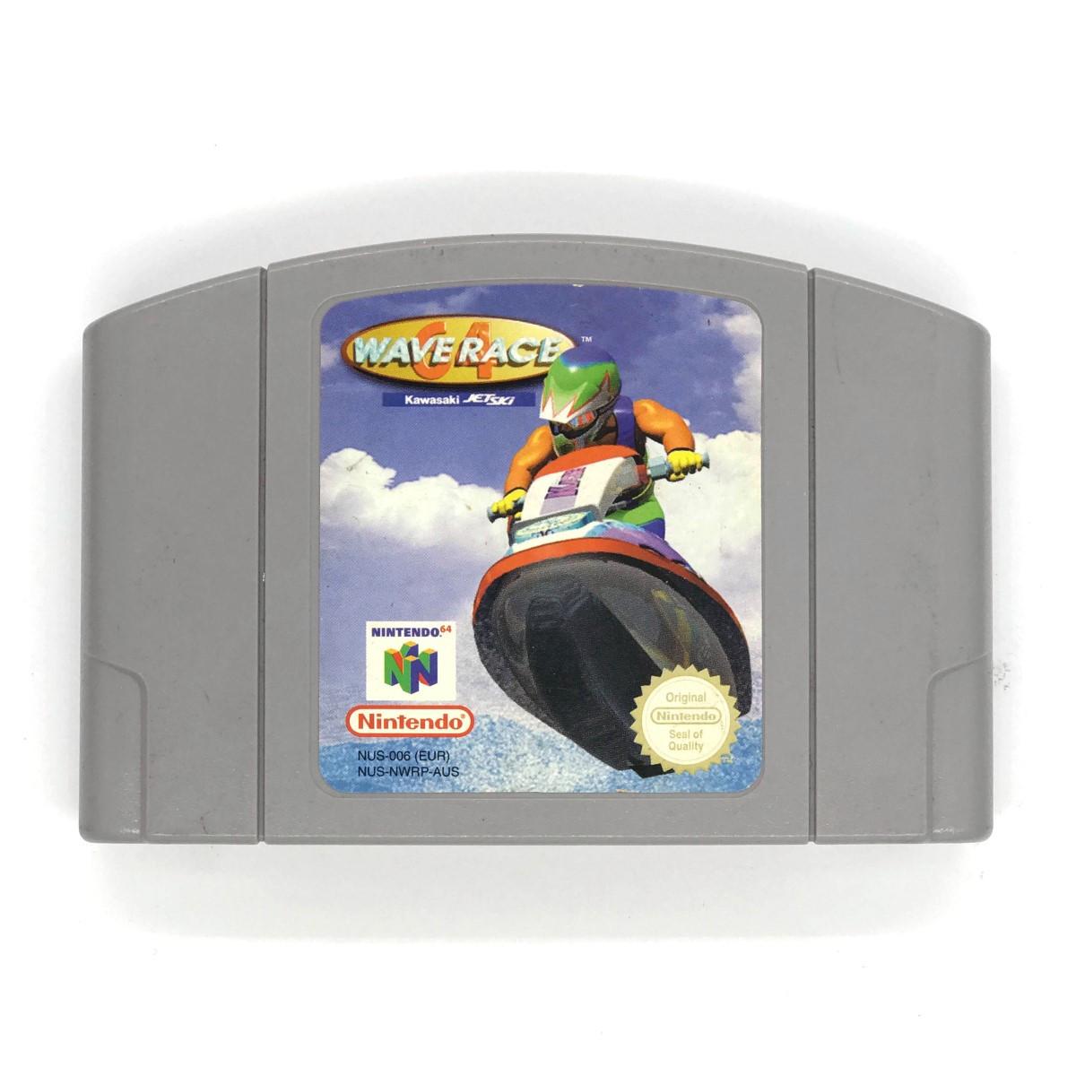 Waverace 64 (n64)