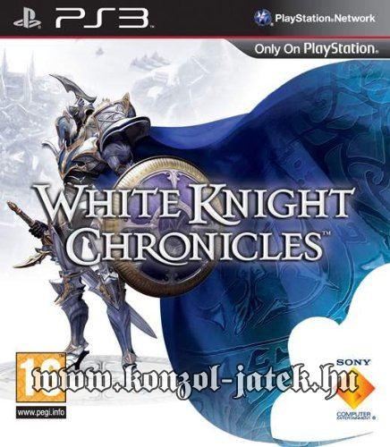 White Knight Chronicles (NTSC)