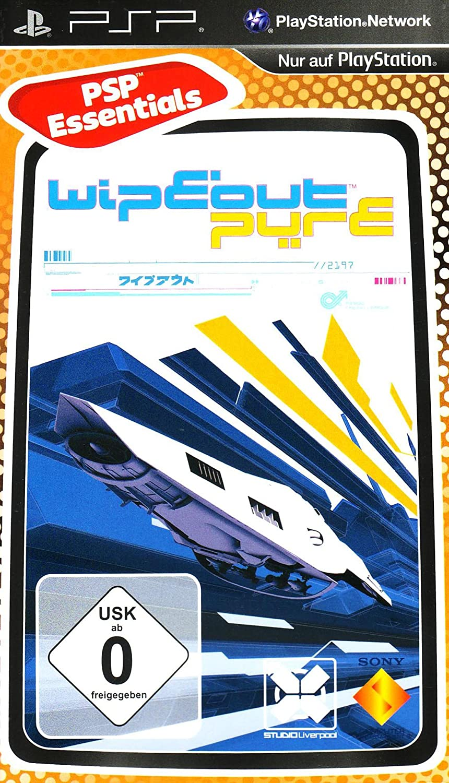 WipEout Pure (Essentials)