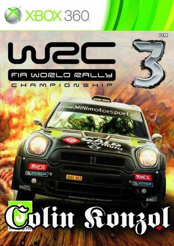 WRC 3  World Rally Championship