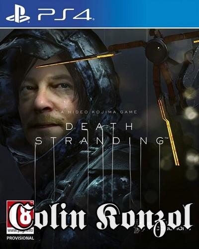 Death Stranding (Magyar felirat)