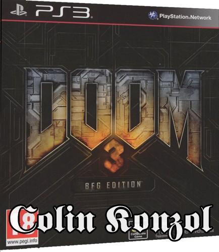 DOOM 3 BFG Edition (3D komp.) (GY)   Slipcase-t tartalmaz