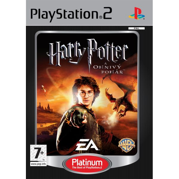 Harry Potter and the Goblet of Fire (Platinum)