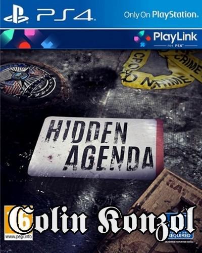 Hidden Agenda (Magyar szinkron)