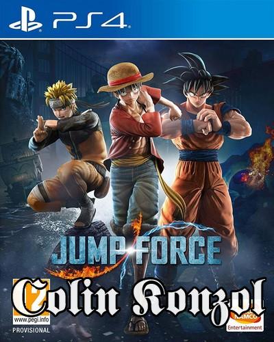 Jump Force (Új termék)