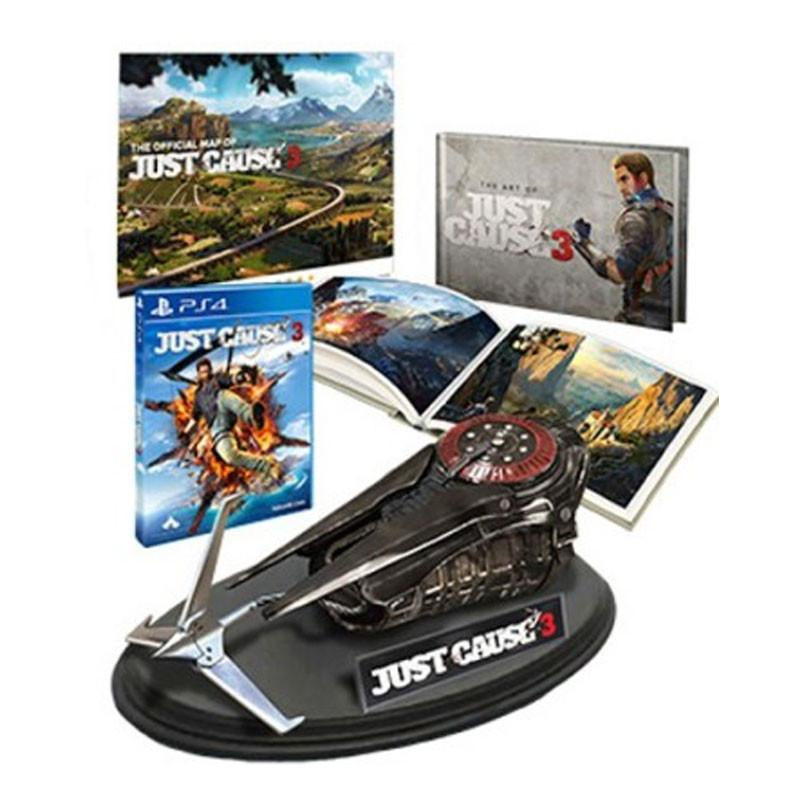 Just Cause 3 Collector's Edition (Új)