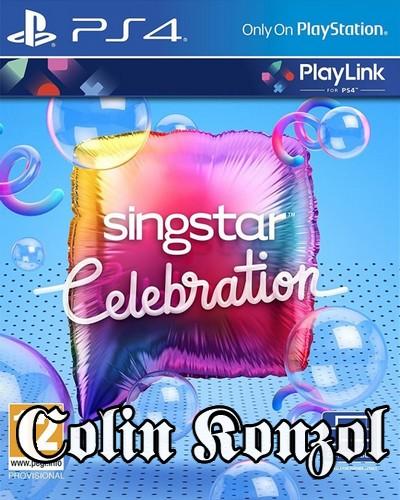 SingStar Celebration (Új termék)