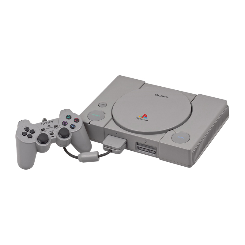 Sony Playstation 1 Fat (SCPH-5502)