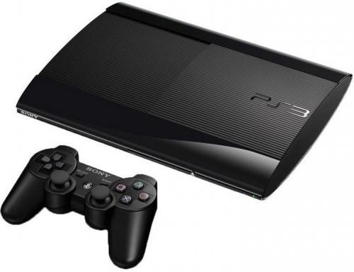 Sony Playstation 3 Super Slim 500GB (CECH-4204C)