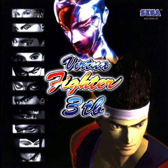 Virtua Fighter 3tb (Only Disc) SEGA Dreamcast